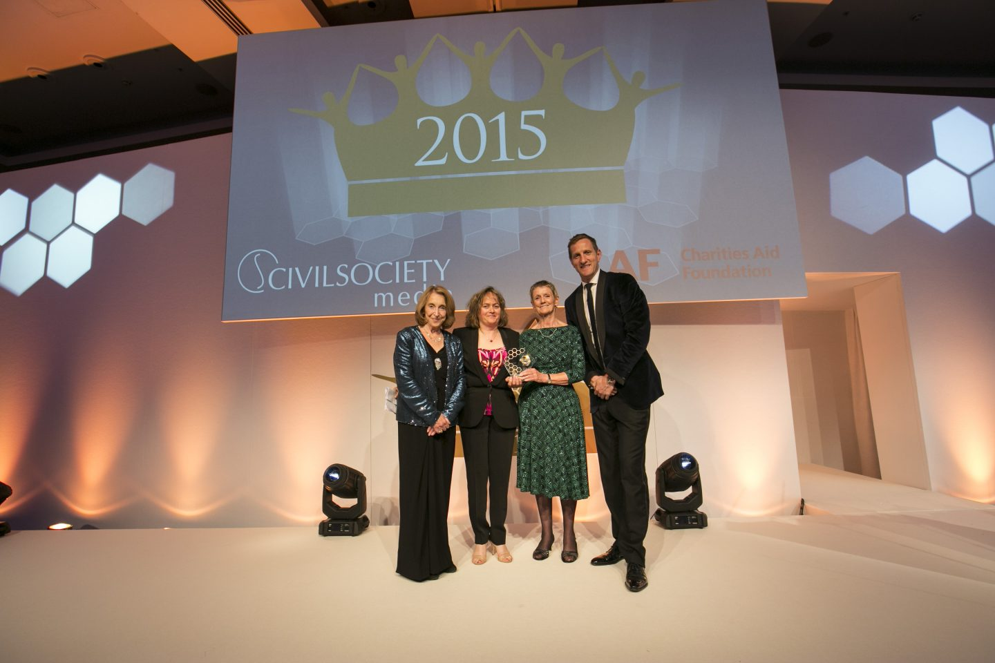 The 2015 Charity Awards gallery