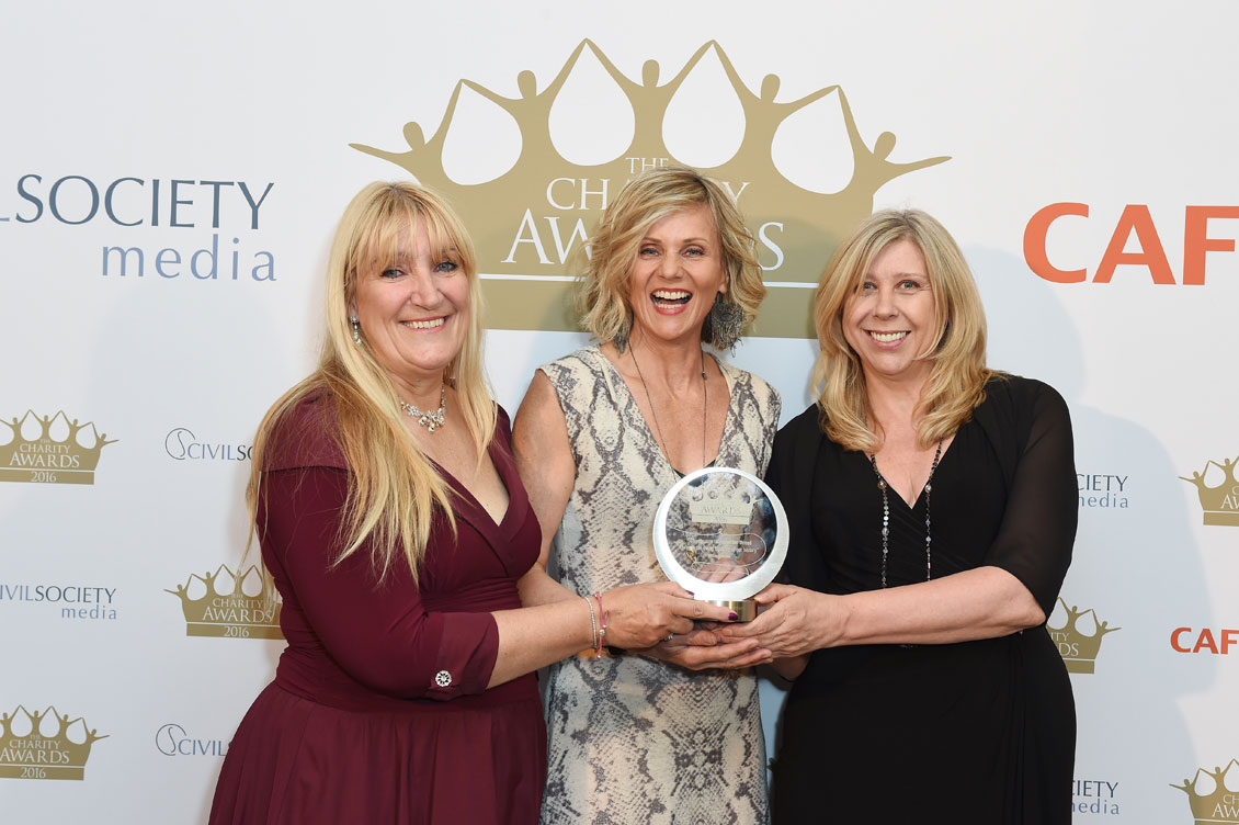 The 2016 Charity Awards gallery