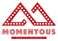 Momentous Photo Booth logo