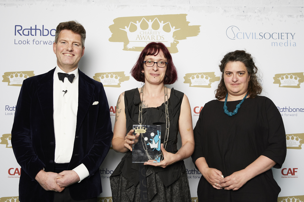 Birmingham Museums Trust scoops top award at the Charity Awards 2019