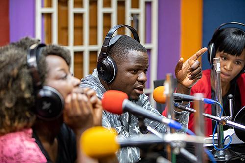 Interactive Radio Drama in Malawi
